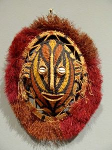 Tribal Masks from Journeys along the Sepik River