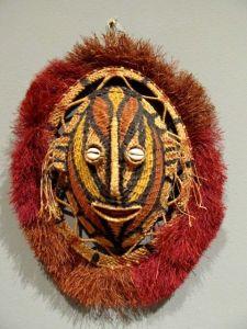 Tribal Masks from Journeys along the Sepik River