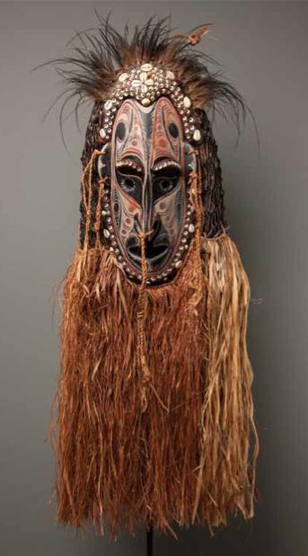 Mask Journeys along the Sepik River