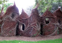 Double Take Patrick Dougherty