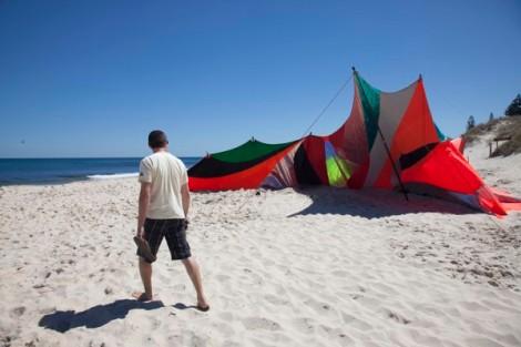 Wind Playground