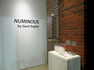Art Installation Central Washington University Numinous 01 © Gerri Sayler