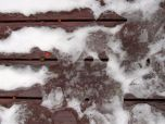 Snow melt patterns 02