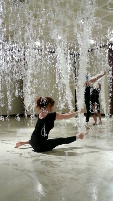 Students-dancing-amid-Numinous-at-Spurgeon-Art-Gallery-02