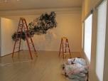 Billow_in process03_Gerri Sayler_2014 Sun Valley Center for the Arts
