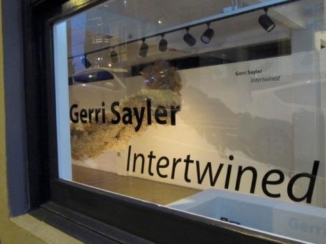 © 2016 Gerri Sayler Intertwined 01